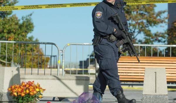 Le gouvernement canadien a profité de cette attaque terroriste pour revoir la législation sur la liberté.