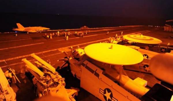 Les drones américains ont visé les bases Al Nosra.