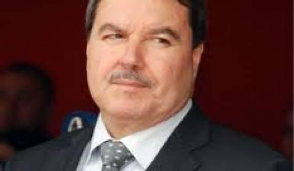Abdelghani Hamel, l'intouchable DGSN.