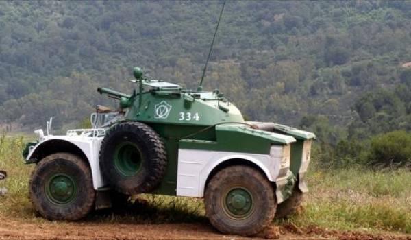 L''armée poursuit ses opérations à la recherche du groupe terroriste dans les environs du parc du Djurdjura..