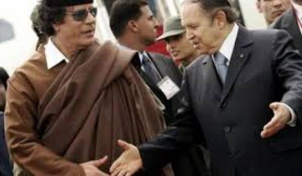 Le pétrole n'a pas protégé le dictateur Mouammar Kadhafi d'un rébellion.