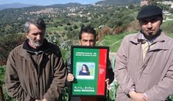 La jeune Katia Bengana assassinée par des terroristes islamistes pour ses idées.