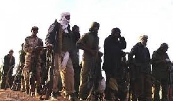 Les combattants du MNLA attaqués par des troupes proches de Bamako.