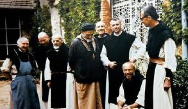 Les moines de Tibhirine assassinés en 1996.