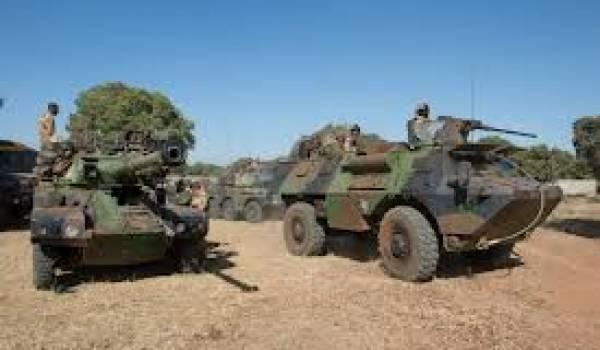 L'armée française a renforcé sa présence au Niger.