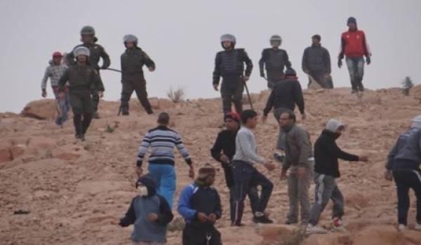 Certaines unités de la police ont été directement accusées de complicité avec les chaambas à Ghardaïa.