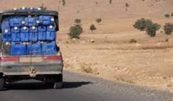 Algérie : saisie d'une importante quantité de carburant à Djanet