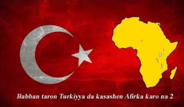 Le volume des échanges entre l'Afrique et la Turquie a atteint 23 milliards de dollars en 2013