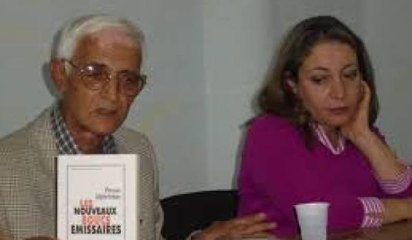 Benyoucef Mellouk et Amira Bouraoui, porte-parole de Barakat.