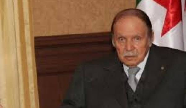 Bouteflika ou l'homme qui a pris le destin de l'Algérie en otage.