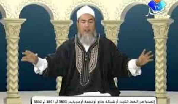 Cheikh Chamseddine veut réécrire l'histoire et s'érige en donneur de leçons morales sur Ennahar.