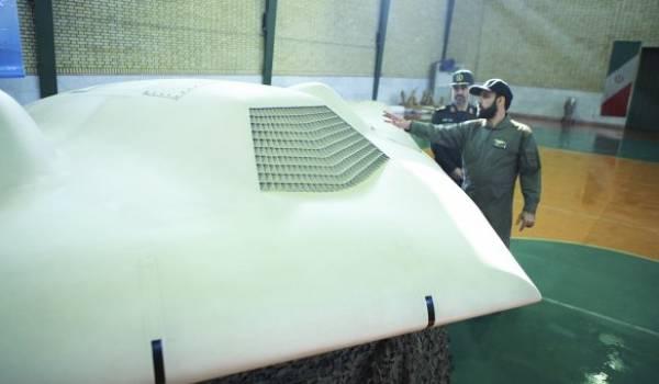 Le drone iranien