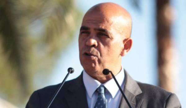 Kader Arif, ex-secrétaire d'Etat aux Anciens combattants français