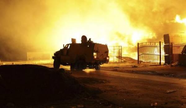 La Libye toujours entre les mains des différentes milices.