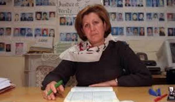 Nassera Dutour.