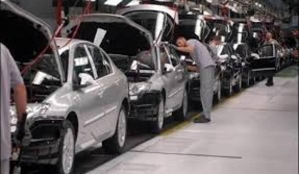 L'usine Renault Algérie d'Oran sera inaugurée le 10 novembre.
