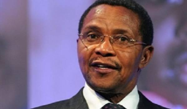 Jakaya Kikwete, le président tanzanien