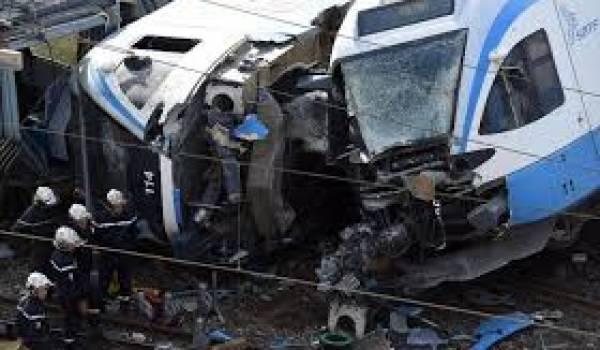 Mme Ghezzaz Djouher née Azzouz est décédée lors de l'accident de train survenu mercredi à Alger.