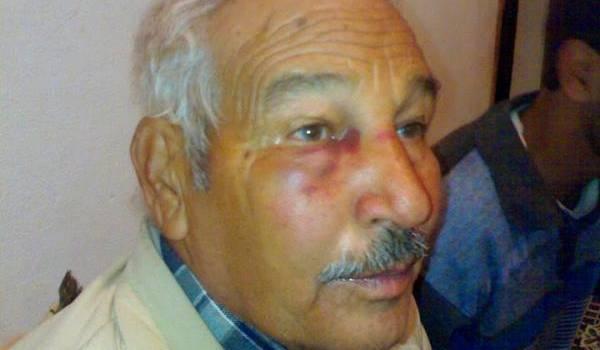 Le père de famille Saadi lynché par un policier.