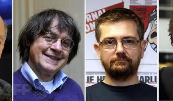 Des journalistes de grande valeur lâchement assassinés à Paris.