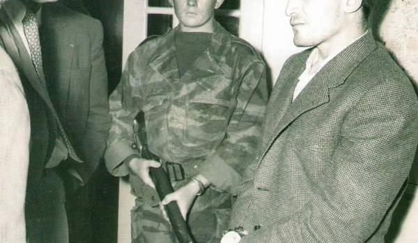 Après avoir été torturé et assassiné par les paras français, le corps de Larbi Ben M'hidi n'a jamais été retrouvé.