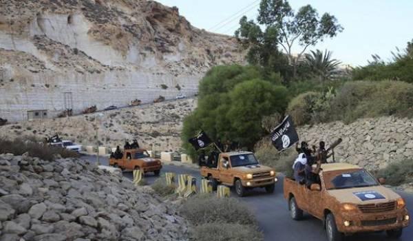 Une milice libyenne qui a prêté allégeance à l'Etat islamique.