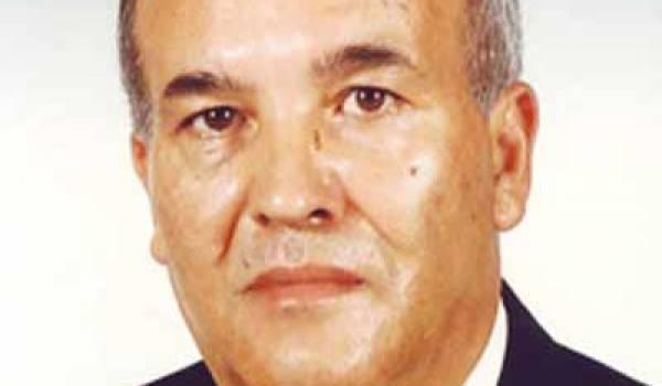 Abderrahmane Mebtoul, professeur des universités et expert international.