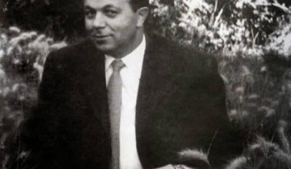 """Ramdane Abane assassiné par """"ses frères"""" d'armes en décembre 1957."""