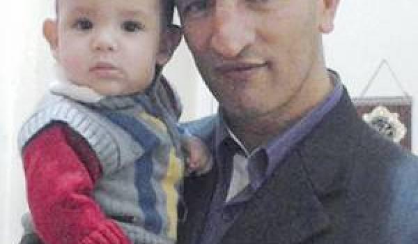 Abdessami Abdelhaï, journaliste arrêté le 18 août 2013. Il croupit en prison depuis.