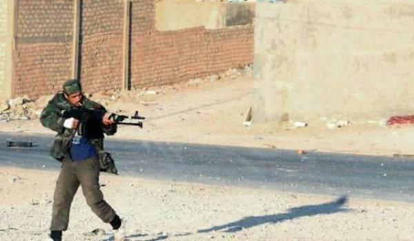 La loi des milices en Libye.