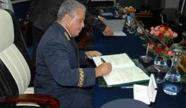 Le défunt wali d'Annaba, Mohamed Mounib Sendid,