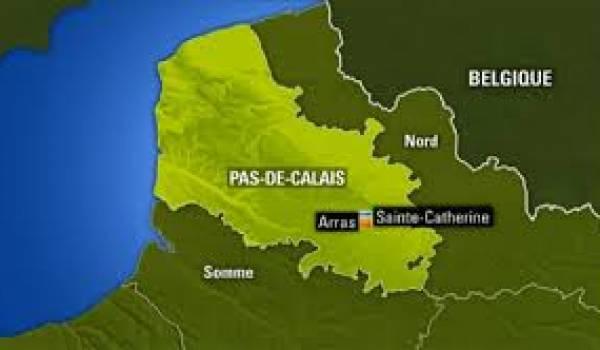 Le fait divers a eu lieu au nord de la France.