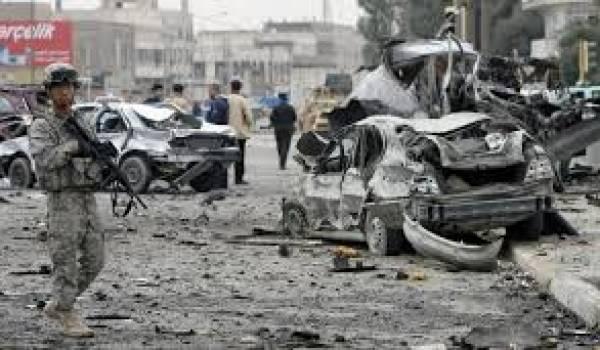 Les chiites visés par un attentat.