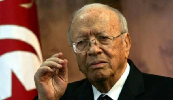 Béji Caïd Essebsi, élu à 88 ans à la tête de la Tunisie