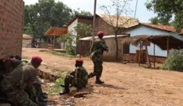 Situation très tendue en Centrafrique.