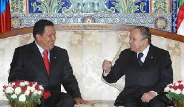 L'histoire retiendra que Hugo Chavez a influencé Bouteflika pour abroger la loi sur les hydrocarbures qu'avait écrit Chakib Khelil.