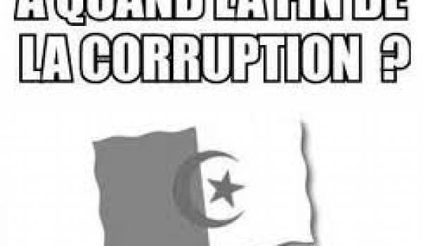 Corruption : le classement de l'Algérie par Transparency indulgent