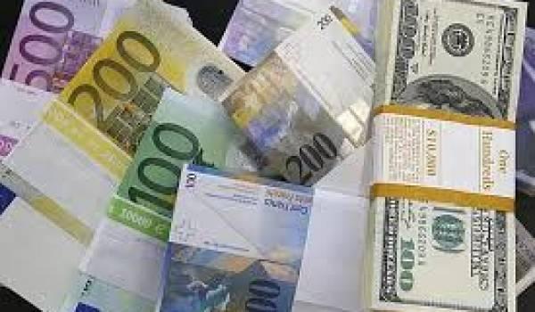 Le marché des devises s'affole.