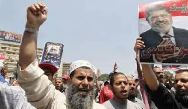 Les militaires égyptiens commencent à refermer l'épisode d'ouverture.