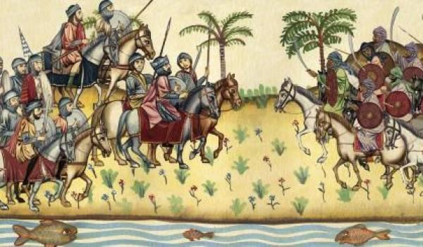 L'Espagne a bien été conquise par les chevaliers amazighs islamisés.