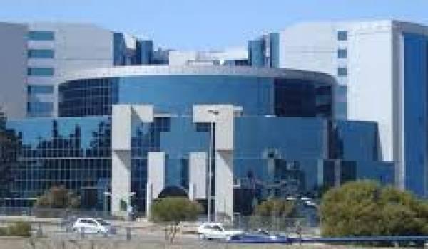 Le ministère des finances algérien.