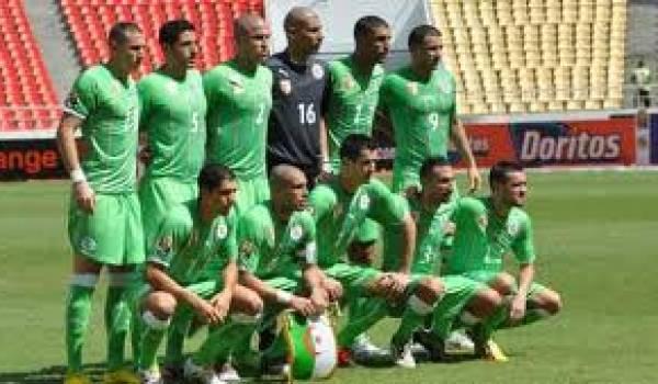 Classement des sélections nationales : l'Algérie 4e, le Nigeria leader