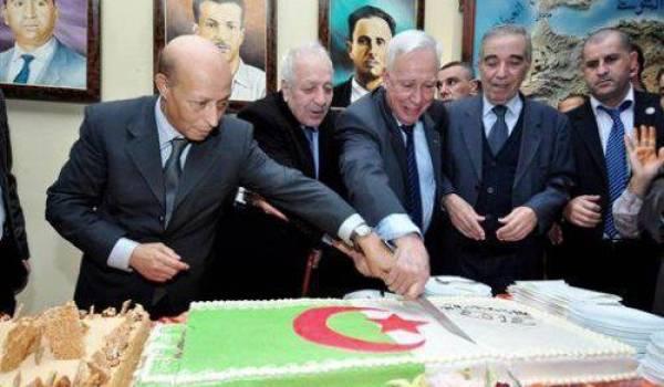 L'Algérie est un gâteau que se partagent les tenants du pouvoir sous le regard des héros de la Révolution.