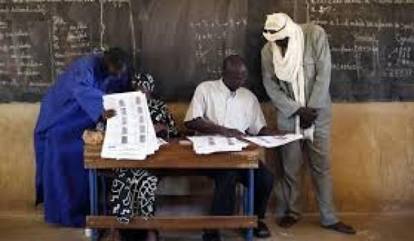 Les Maliens ne sont pas déplacés en masse pour voter dimanche