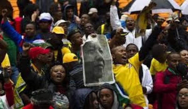 Hommage universel à Madiba
