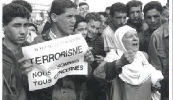 Les victimes du terrorisme méprisées par le pouvoir.