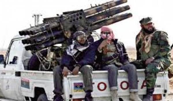 Les milices libyennes ne veulent pas désarmer.