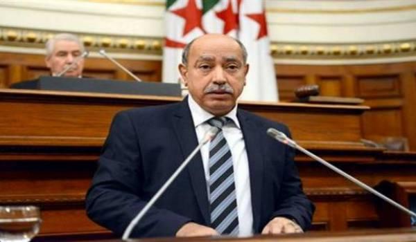 Le ministre de l'Enseignement supérieur, Mohamed Mebarki.