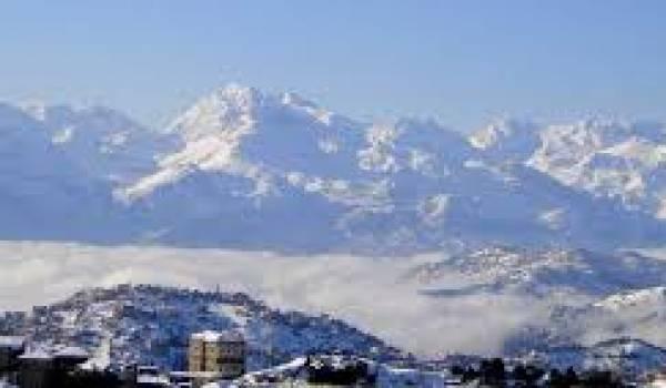 De la neige attendue sur les massifs du Djurdjura et des Aurès.