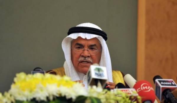Le ministre saoudien du Pétrole Ali al-Nouaïmi joue gros dans l'affaire de la crise pétrolière.
